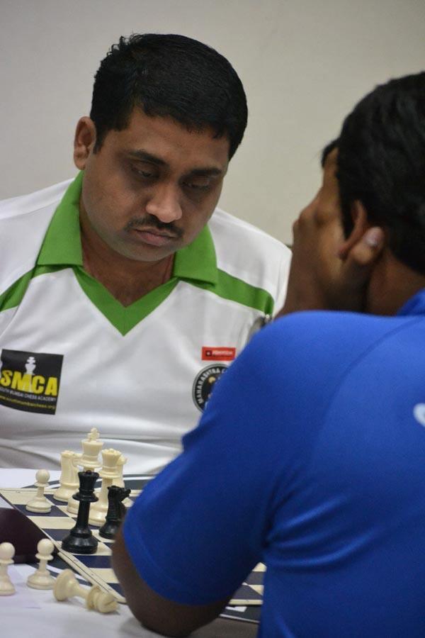 R R Laxman chess games and profile - Chess-DB com