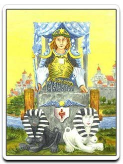 March-2014 Tarot