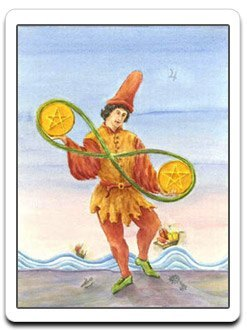 November tarotscope