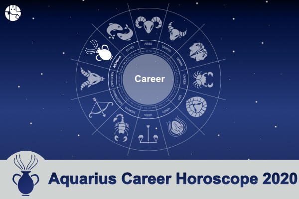 Aquarius Career And Business Horoscope 2020