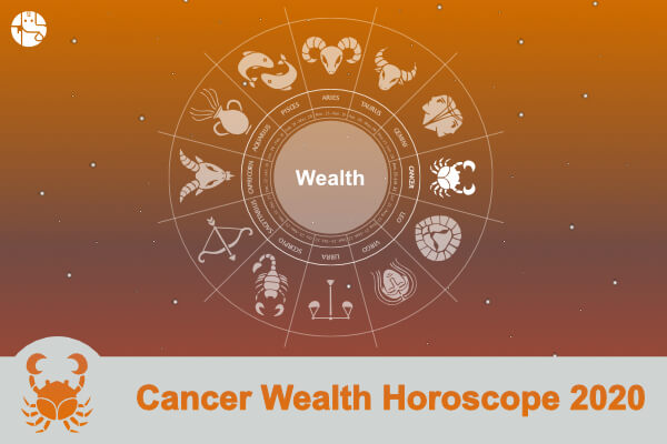 Cancer Wealth & Property Horoscope 2020
