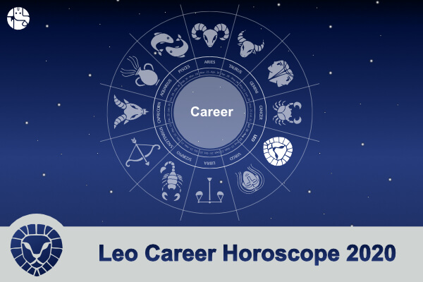 Leo Career And Business Horoscope 2020