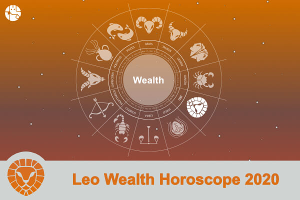 Leo Wealth & Property Horoscope 2020