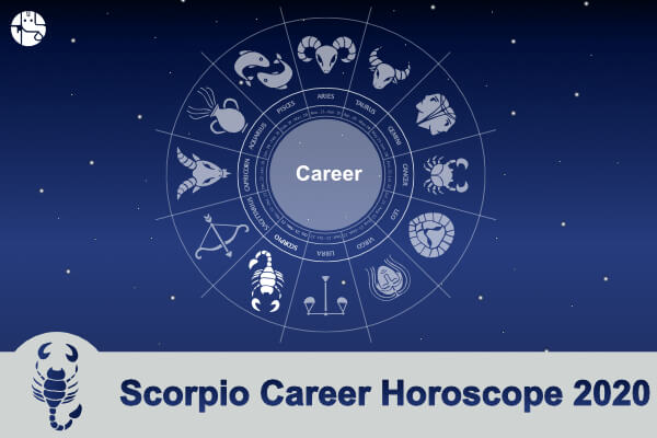 Scorpio Career And Business Horoscope 2020