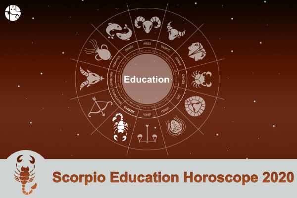 Scorpio Education Horoscope 2020