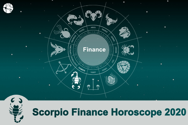Scorpio Finance Horoscope 2020
