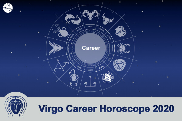 Virgo Career And Business Horoscope 2020