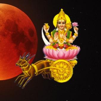 Chandra Rahu Grahan Dosha Shanti Puja