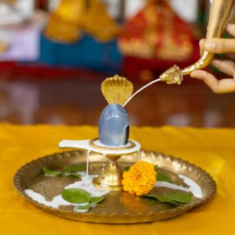 Pathatmak Laghu Rudra Puja