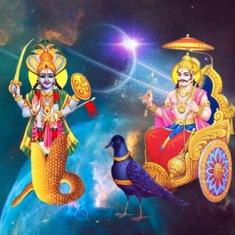Shani Ketu Shapit Dosha Shanti Puja