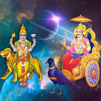Shani Rahu Shapit Dosha Shanti Puja