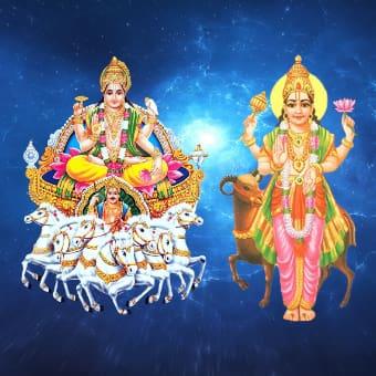 Surya - Mangal Angarak Dosha Puja
