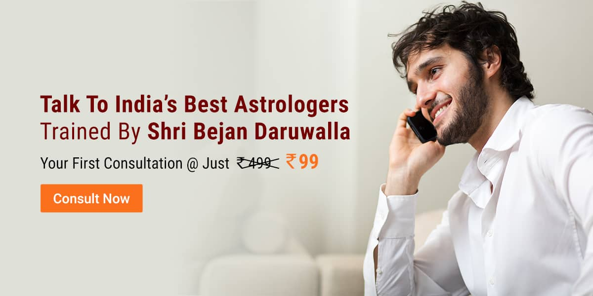 Talk to India's best astrologers