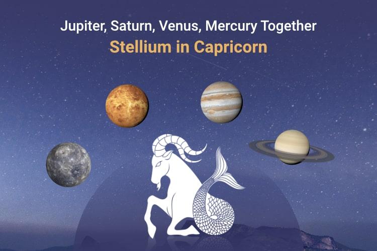 stellium in capricorn