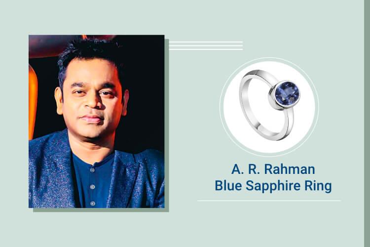A. R. Rahman – Blue Sapphire (Neelam) A Reason For His Melodious Voice
