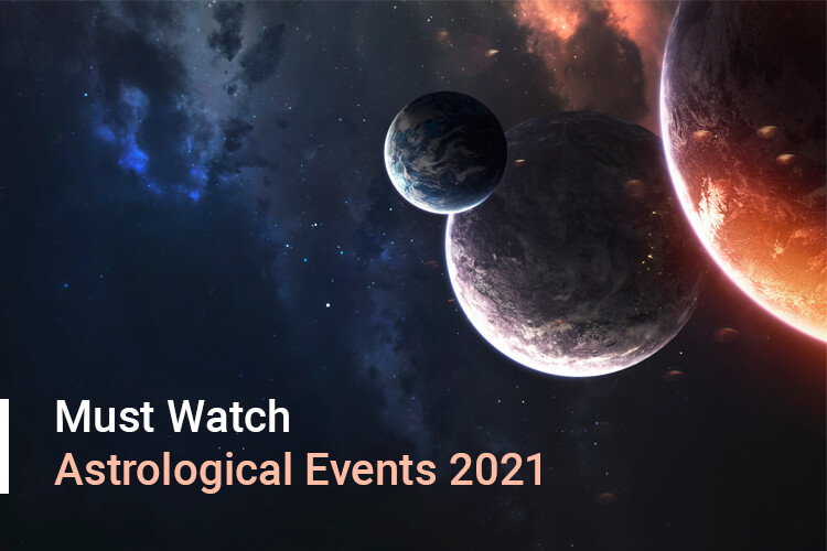 Astrological Events 2021