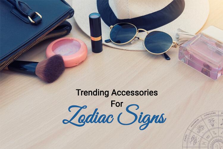 zodiac signs accessories