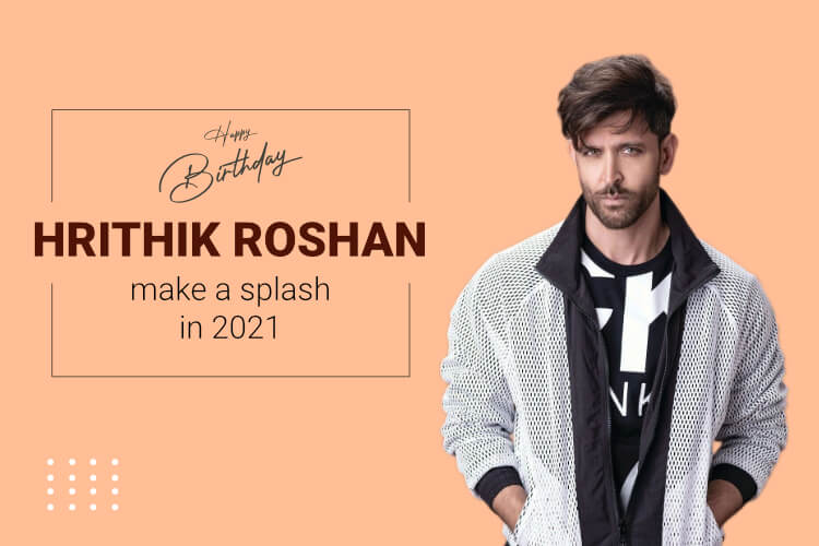 Hrithik Roshan birthday
