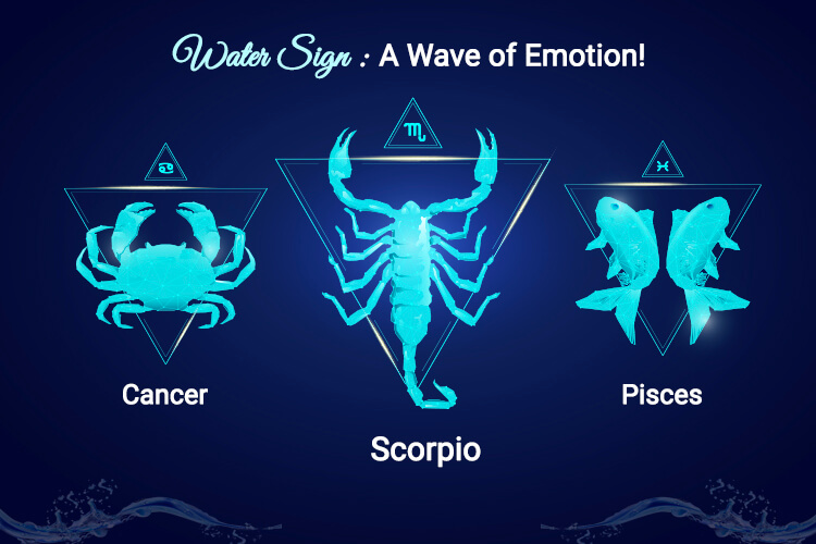 Water Sign traits