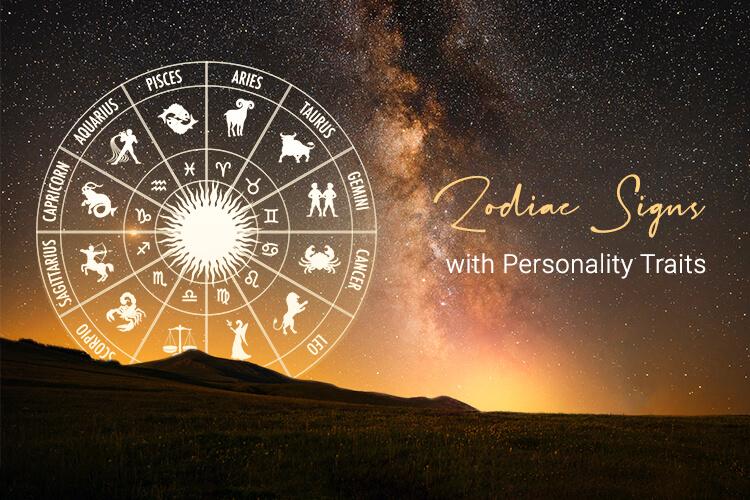 zodiac signs personality traits