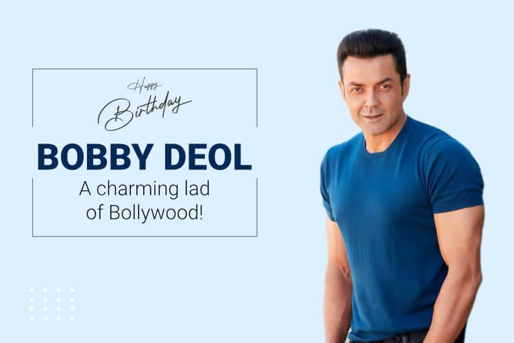bobby deol birthday