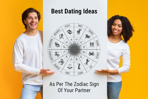 Ideal Date Based on Zodiac Sign