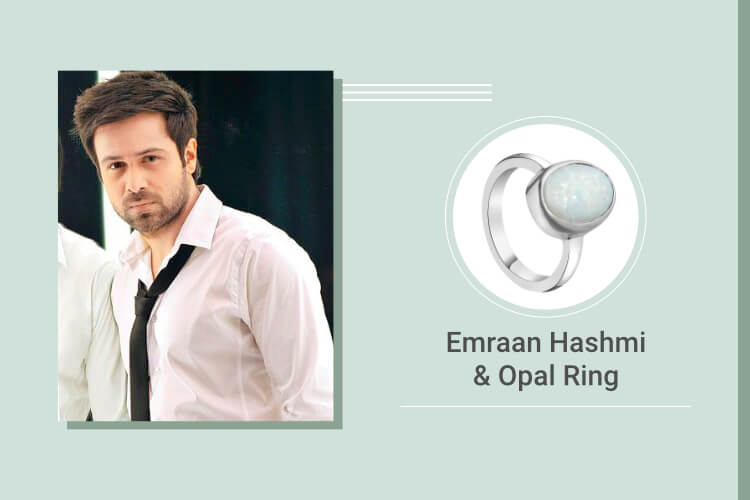 Emraan Hashmi - Opal Stone