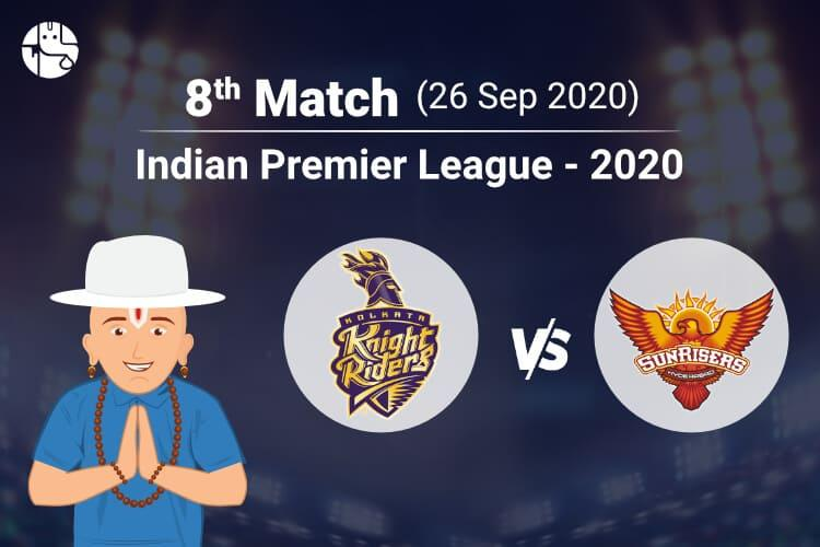 KKR vs SRH IPL Match Prediction