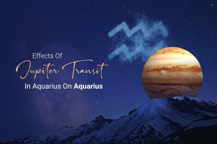 Jupiter Transit 2021 Effects on Aquarius Moon Sign