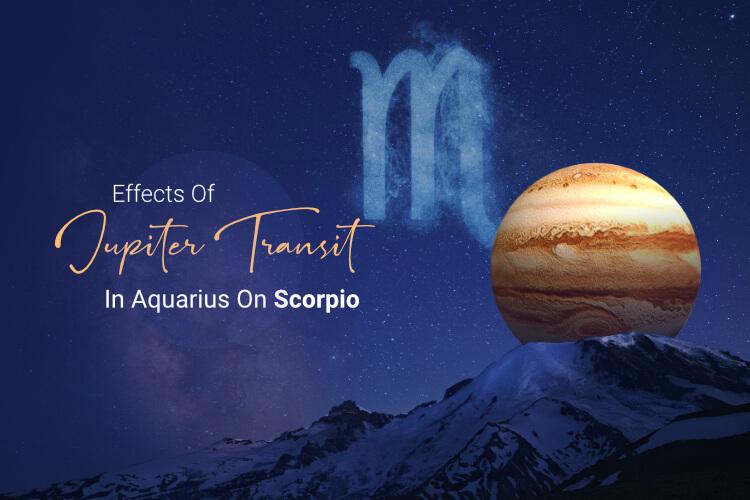 Jupiter Transit 2021 Effects on Scorpio Moon Sign