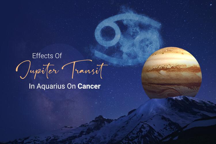 Jupiter Transit 2021 Effects on Cancer Moon Sign
