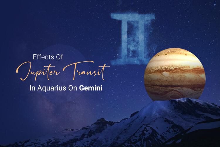 Jupiter Transit 2021 Effects on Gemini Moon Sign