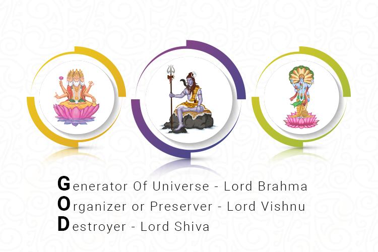 the Trinity Gods