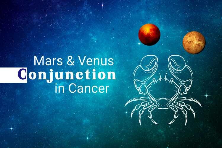 mars venus Conjunction