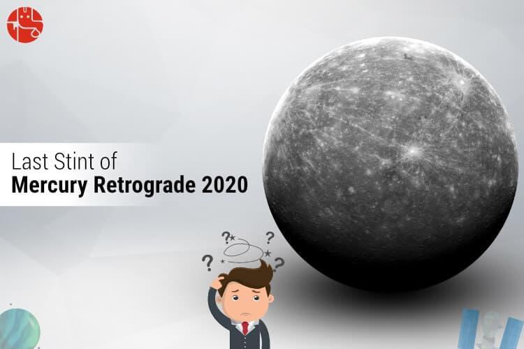 Mercury Retrograde in Libra 2020