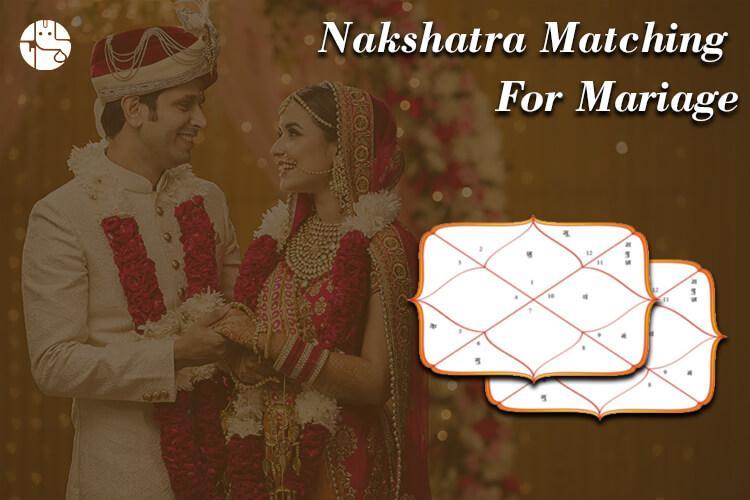 Nakshatra matching for marriage