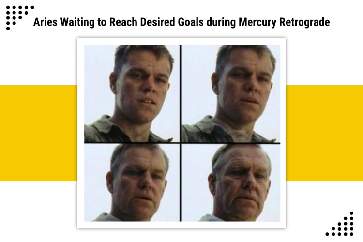 Mercury Retrograde 2021 on Aries