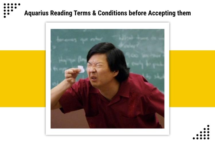 Effects of Mercury Retrograde 2021 on Aquarius