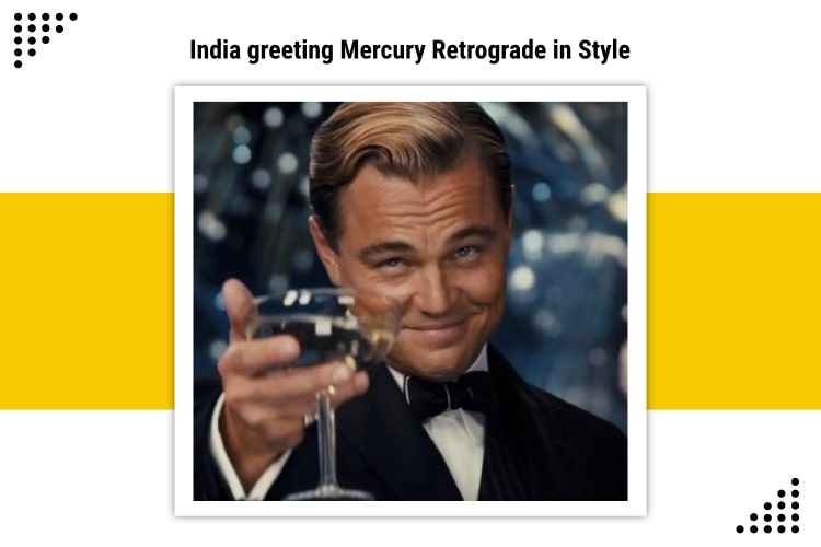 Mercury Retrograde Effects on India