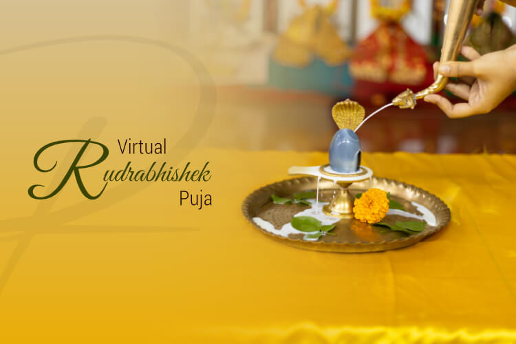 virtual rudrabhisheak puja