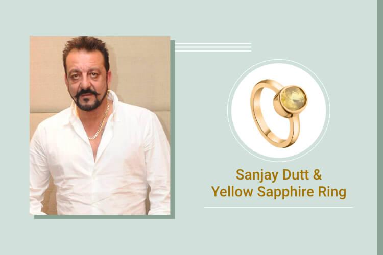 Sanjay Datt - Yellow Sapphire (Pukhraj)