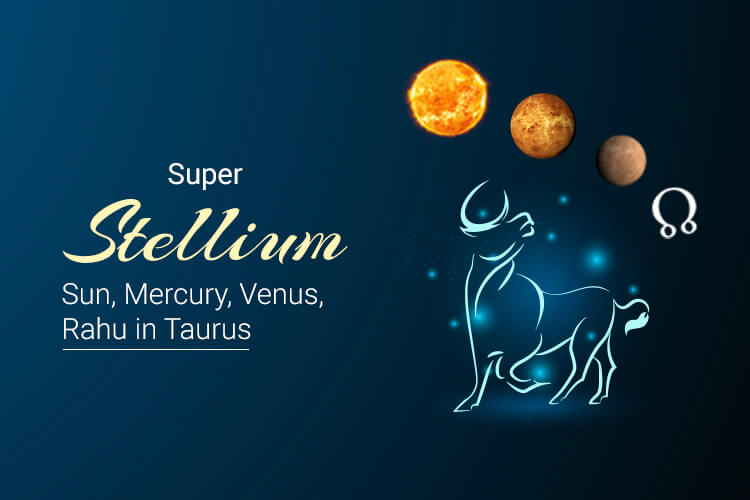 sun venus mercury rahu conjunction