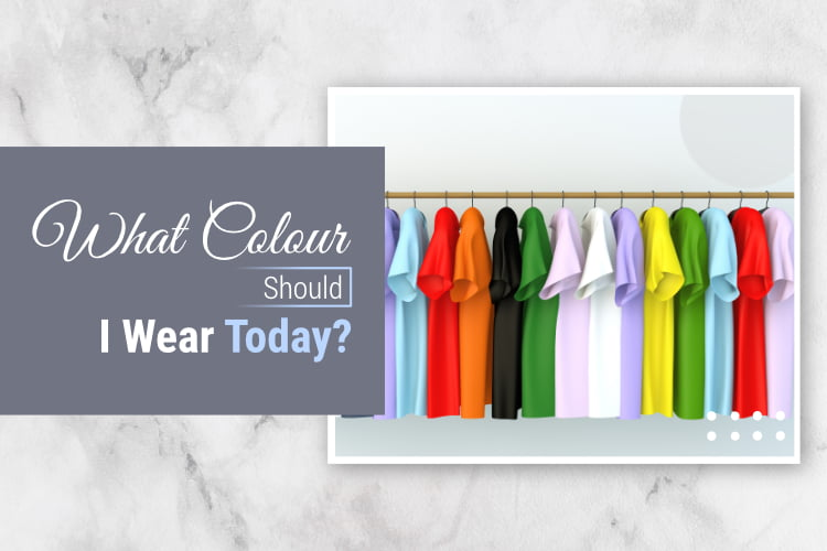 wear colour today