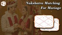 Nakshatra or Star Matching For Marriage
