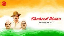 Shaheed Diwas 2020: Tribute To Bhagat Singh,...