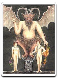 Davil Card - The Davil Card