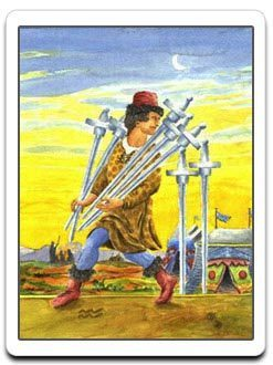 7 of Cups Meaning in Tarot