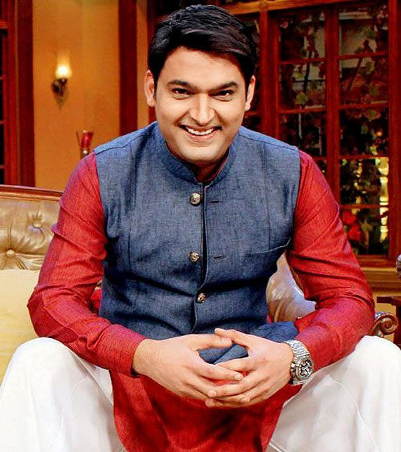 Kapil Sharma's stars to shine brighter in the days to come, foresees Ganesha