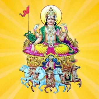 Surya Puja
