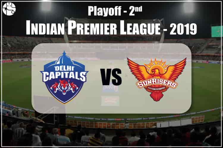 DC vs SRH IPL 58th Match Prediction